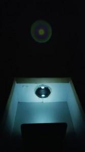 proyector casero
