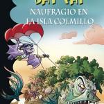 Hoy leemos: Bat Pat, Naufragio en la Isla Colmillo