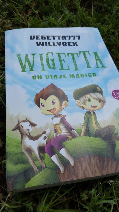 Hoy leemos: Wigetta, un viaje mágico