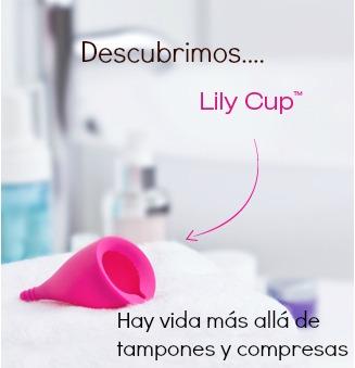 Lily Cup de Intimina, porque hay vida más allá de los tampones