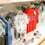 De compras en Prénatal: ropa para niños