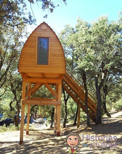cabaña camping