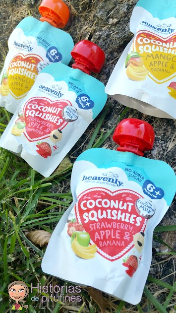 snacks orgánicos