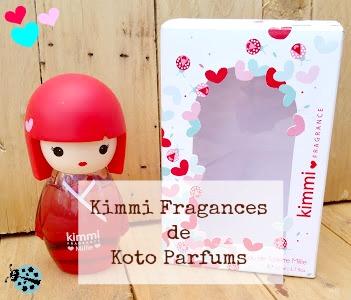 Descubriendo Kimmi Fragances,colonia para niñas