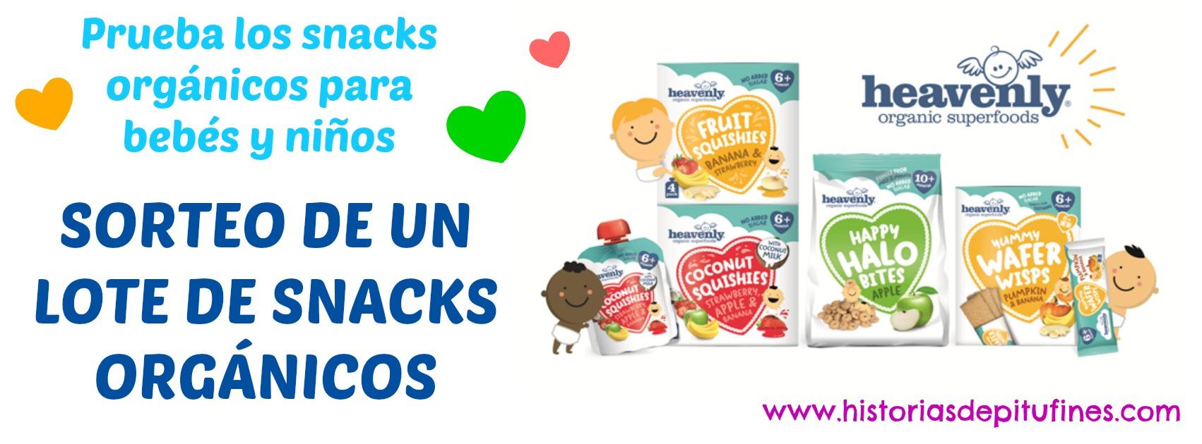 snacks sorteo