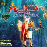 Alicia en el Pais de las Maravillas en el teatro