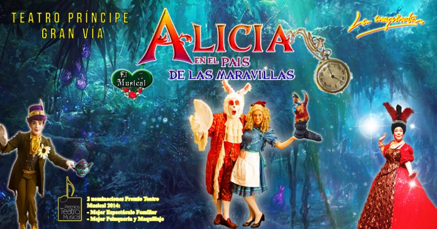 Alicia en el pais de las maravillas en el teatro - Conejo de alicia en el pais de las maravillas ...