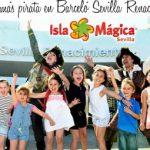 Sevilla con niños: #veranopirata en el Hotel Barceló Renacimiento