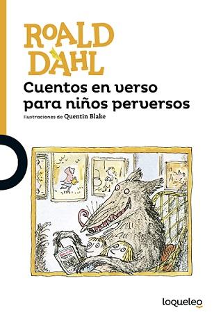 #HoyLeemos: Cuentos en verso para niños perversos