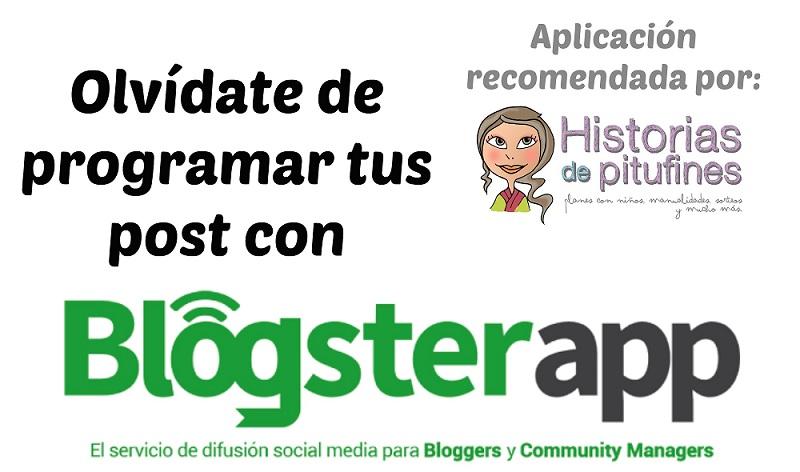 BlogsterApp, la aplicación que difunde tu blog