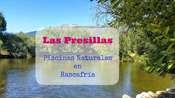 Las Presillas, piscinas naturales de Rascafría