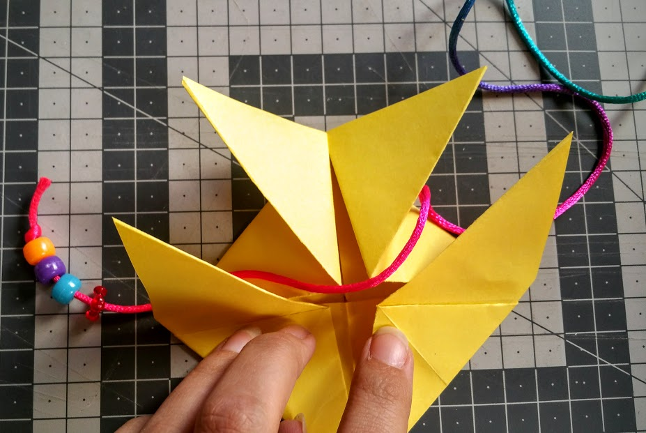 peces de origami