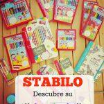 Vuelta al cole con Stabilo: El año del color