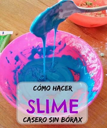 slime casero