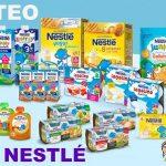 Sorteo de un lote de productos Nestlé