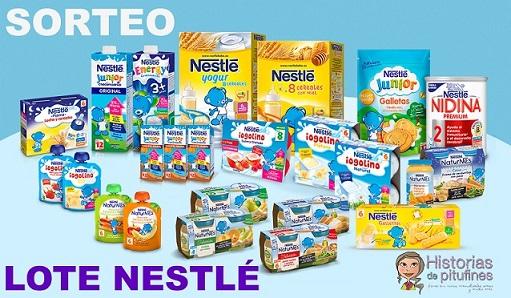 Productos Nestlé