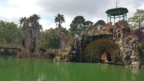 parc samá