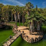 Parc Samá: un jardín botánico en Cambrils