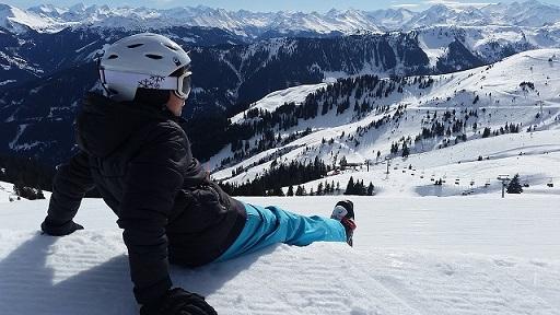Vacaciones con hijos en la nieve