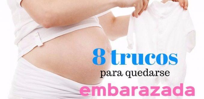 trucos para quedarse embarazada