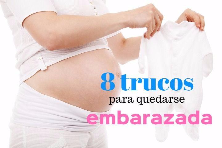 8 trucos para quedarse embarazada