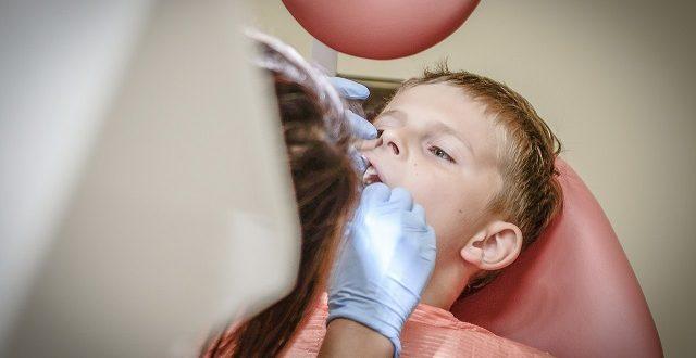 miedo de los niños al dentista