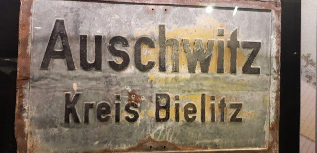 Exposición Auschwitz en familia