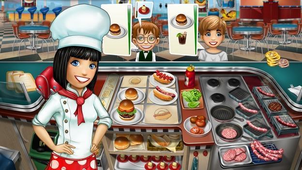 Juegos de cocina para que los más pequeños se sientan como grandes chefs