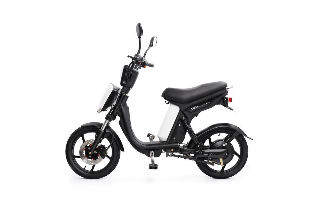 Cuca Bike, la bicicleta eléctrica del futuro