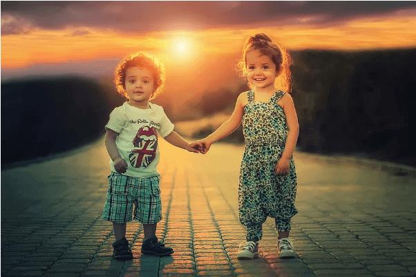 moda de los más pequeños en verano