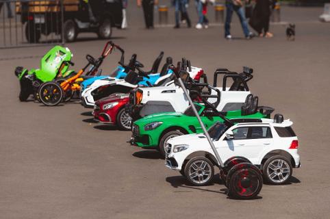 los coches eléctricos para niños